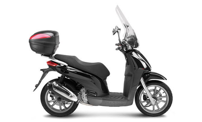 Greenways Motorcycle Rental Crete, Rent a Scooter Automatic Carnaby ...
