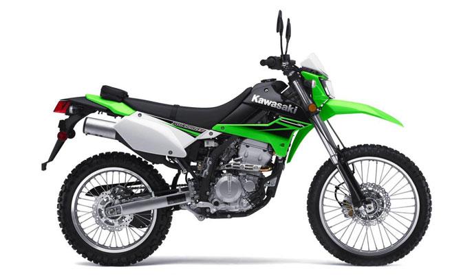 Greenways Motorcycle Rental Crete Rent An Enduro Klx 250 S Moto